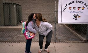 'Zoom in a Room'? California's schools lag in reopening push
