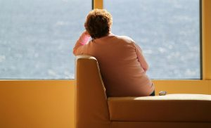 Many patients with cancer are experiencing loneliness and related symptoms during the COVID-19 pandemic
