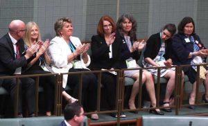 Remember Julia Gillard's Iconic Misogyny Speech? It's Making The Rounds Online Again