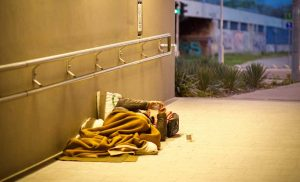 Researchers examine how pandemics impact the homeless