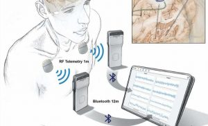 Researchers wirelessly record human brain activity during normal life activities