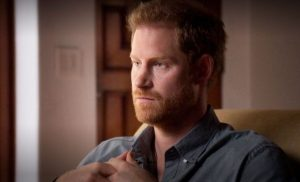 Seeing Prince Harry Deal with His Pain Is Good for Anyone Who's Struggling
