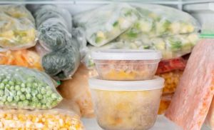 The Organizing Hack That Will Free Up Space In Your Freezer