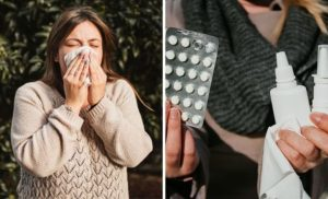 Can you develop hay fever? The reason why youve got hayfever this year for the first time