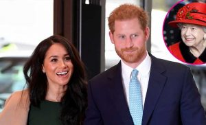 Harry and Meghan Asked Queen Elizabeth II for Lilibet Name 'Approval'