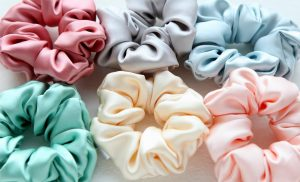 How You Should Really Be Cleaning Your Scrunchies