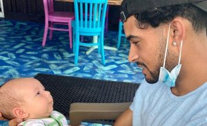 Siesta Key's Brandon Gomes: Being a Dad 'Pushes Me' to Do Better
