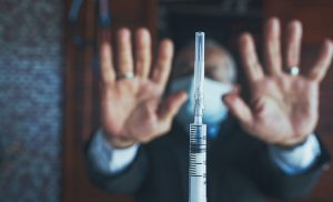 Anti-Vaxxers Could Be Helping Create Deadlier Versions of Covid