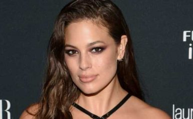 Ashley Graham Follows Baby Announcement #2 With Another Gorgeous Bump Photo