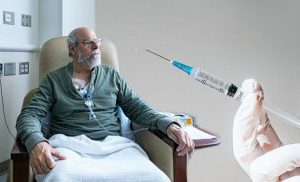Covid vaccine: Cancer patients risk reduced after receiving second dose, says study