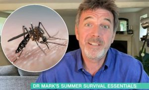 Dr Mark on mosquito bites: How hydrocortisone cream can immediately stop the itching