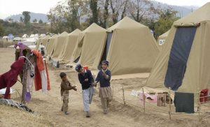 Longer stays in refugee camps increase cases of acute mental illness
