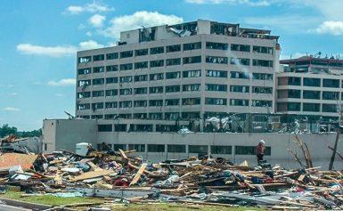 Tornado Docs: Med School Built in Ruins Has First Graduates