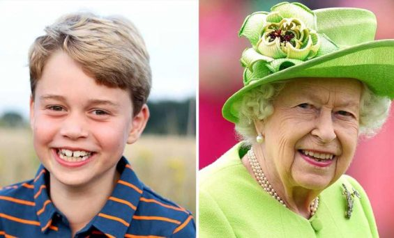 Zoom With the Queen! Surprise Cake! Inside Prince George's 8th Birthday
