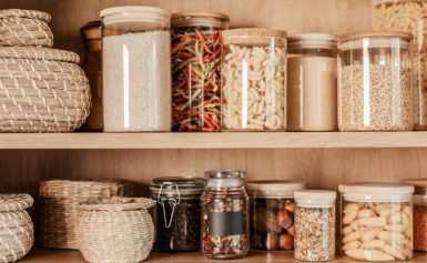Here's How To Store Your Food Without Using Plastic