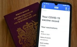 Covid vaccine passports launched in England: 4 key places you'll need one to enter venues