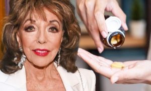 Dame Joan Collins reveals the supplements you need to age well – what are they?