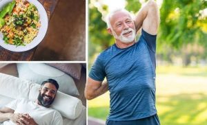 How to live longer: Five tips to reverse your biological age by three years in weeks