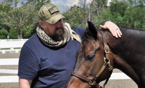 'Innovative' Equine Therapy Helps Overcome PTSD Symptoms