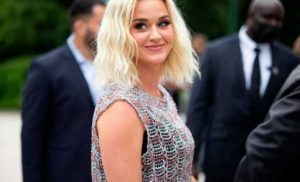 Katy Perry Describes Why She Isn't So Worried About Maintaining a Schedule for Daughter Daisy