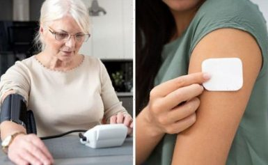 Has YOUR blood pressure risen after menopause? Here's how HRT could help
